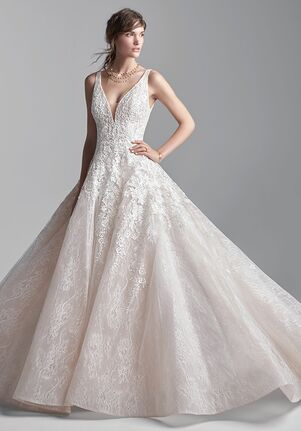 Sottero and Midgley GRANT A-Line Wedding Dress