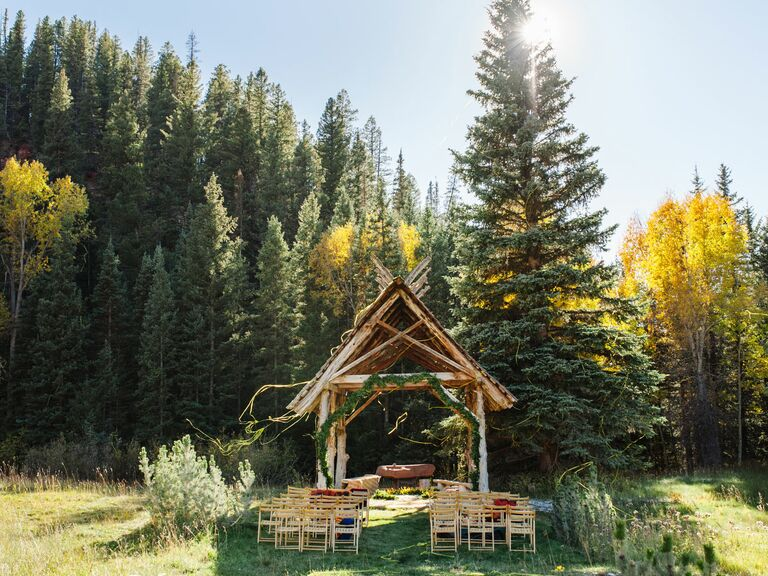 Top Wedding Trends In Colorado Duton Hot Springs