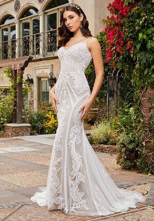 Casablanca Bridal 2405 Kendra Mermaid Wedding Dress