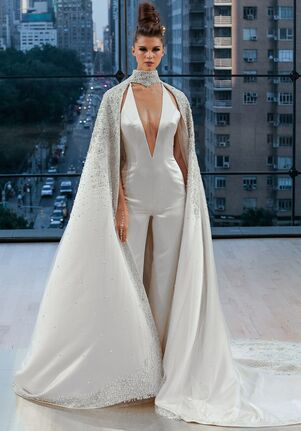 Ines Di Santo Ellis Sheath Wedding Dress