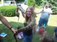 Johnston, RI Animals For Parties | Bwana Iguana Reptile Adventure