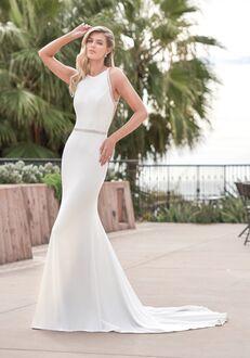 Jasmine Collection F211051 Mermaid Wedding Dress