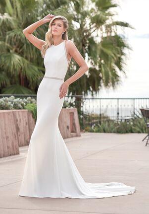 Jasmine Bridal F211051 Mermaid Wedding Dress