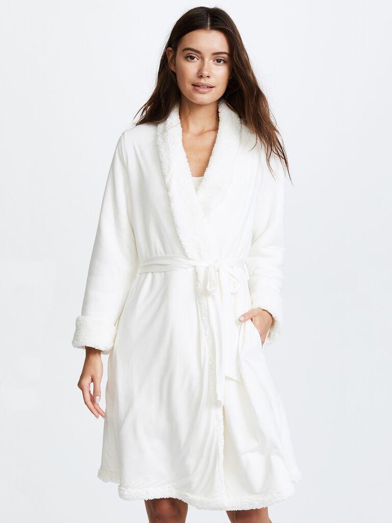 Capricorn bridal robes