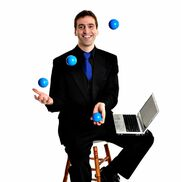 "San Francisco, CA Keynote Speaker | ""Have a Ball!"" Virtual Team Building & Keynotes"