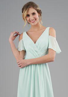 B2 Bridesmaids by Jasmine B203052 V-Neck Bridesmaid Dress