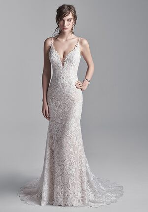 Sottero and Midgley CANTERBURY Sheath Wedding Dress
