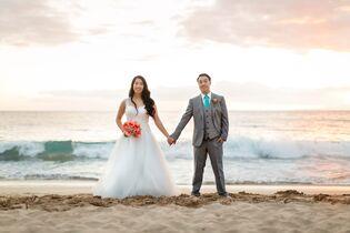 A Paradise Dream Wedding