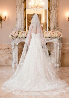 Stella York 6680 A-Line Wedding Dress
