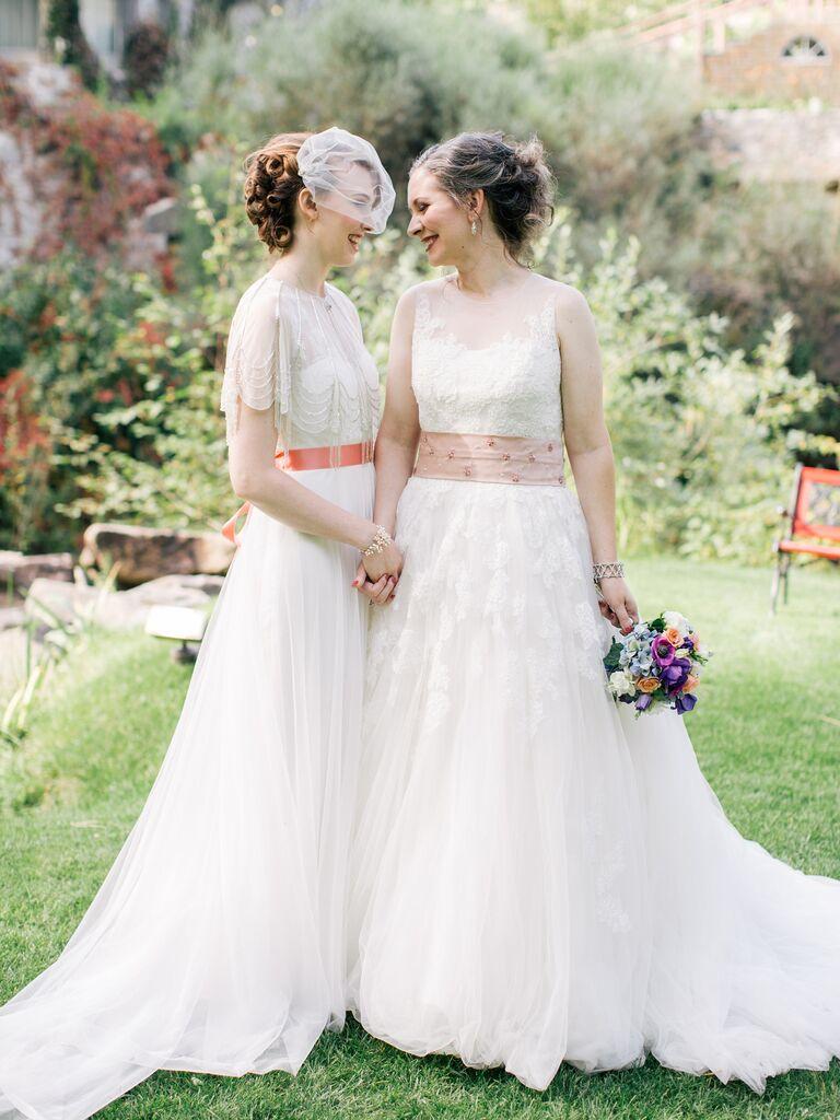 same sex wedding ceremony script in St. Albert