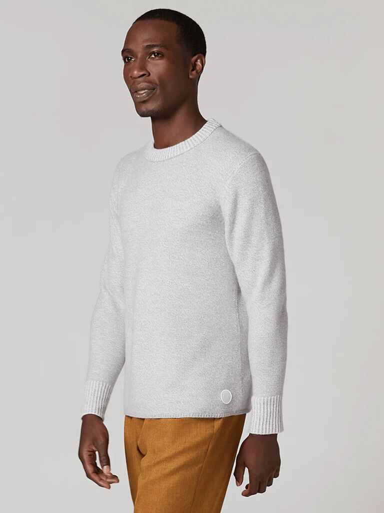 Cozy sweater son-in-law gift