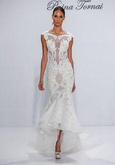 Pnina Tornai for Kleinfeld 4544 Mermaid Wedding Dress