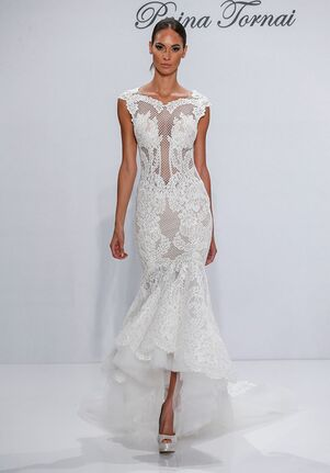 b35f6992f6089 Pnina Tornai for Kleinfeld Wedding Dresses | The Knot
