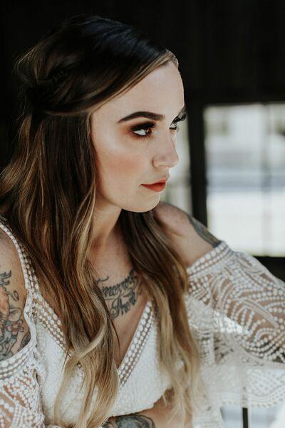 Megan Berven Makeup