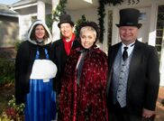 Sacramento, CA Christmas Carolers | Encore at Christmas    Dickens Carolers