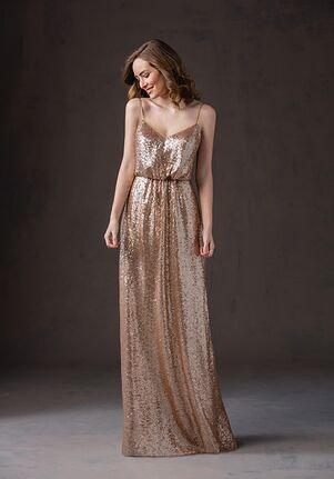 Belsoie Bridesmaids by Jasmine L184065 Sweetheart Bridesmaid Dress