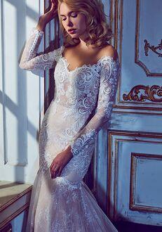 Calla Blanche 17248 Janice Sheath Wedding Dress
