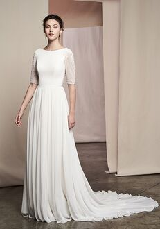 Justin Alexander Signature Delphine A-Line Wedding Dress