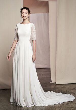 Justin Alexander Signature Delphine A-Line Wedding Dress
