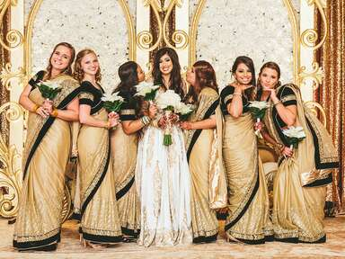 So You're a Bridesmaid in an Indian Wedding—Now What?