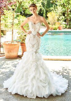 Val Stefani Copeland Mermaid Wedding Dress