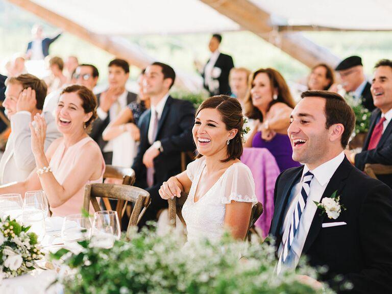 Wedding etiquette quiz wedding reception junglespirit Choice Image