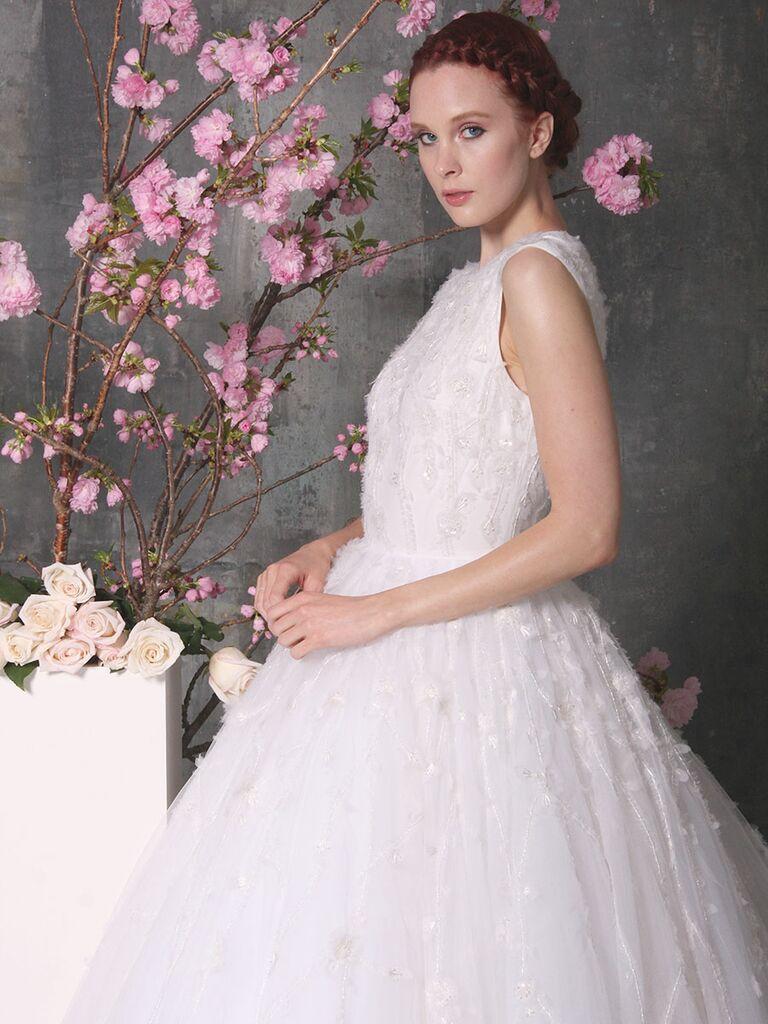 fdf671f174cc1 Christian Siriano Spring 2018 Collection: Bridal Fashion Week Photosc