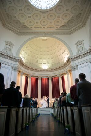 Hendricks Chapel Ceremony