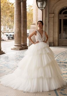 PRONOVIAS PRIVÉE BENNETT Ball Gown Wedding Dress