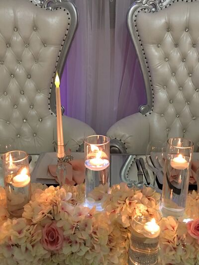 """I DO"" Weddings & Event Decor"