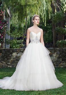 Casablanca Bridal 2259 Calla Lily Ball Gown Wedding Dress