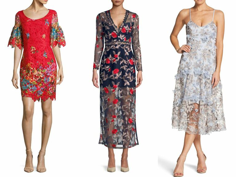 Dresses For A Summer Wedding Guest