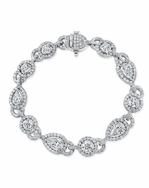 Uneek by Benjamin Javaheri LBR183 Wedding Bracelet photo