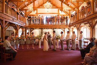 Barn wedding venues in princeton nj the knot the cranbury inn junglespirit Images