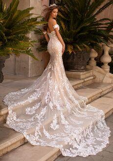 Moonlight Couture H1430 Mermaid Wedding Dress