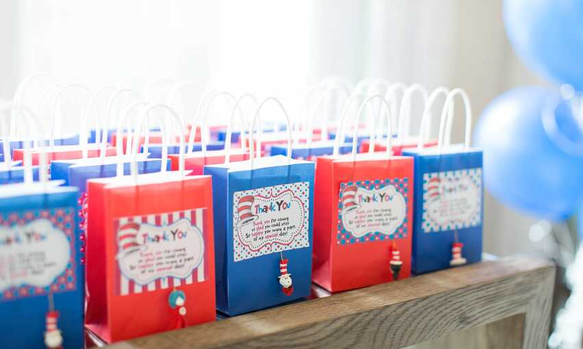 Dr. Seuss Baby Shower party themed inspiration and ideas