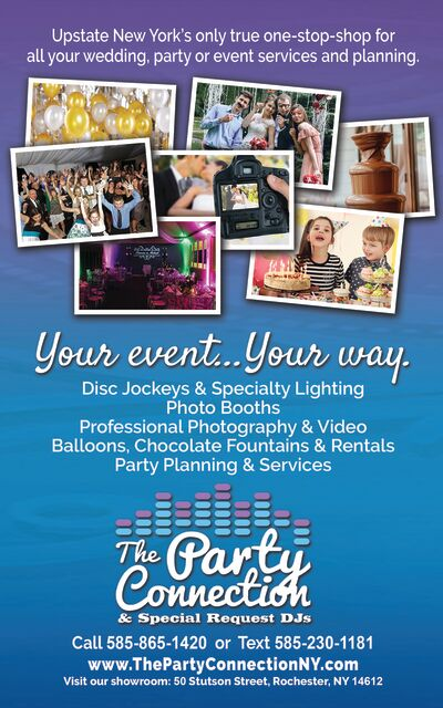 The Party Connection Wedding and Party Services
