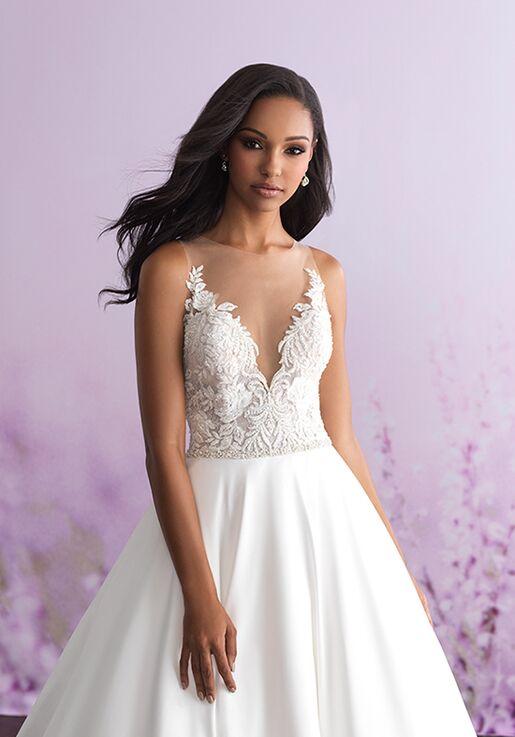 Allure Romance 3112 Ball Gown Wedding Dress