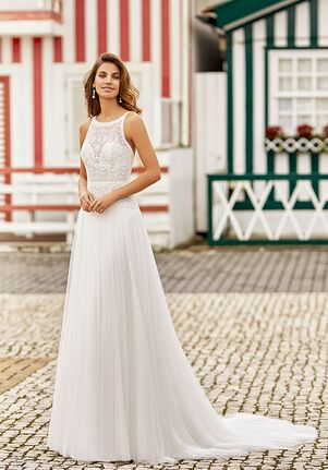 Rosa Clará Soft HARPER Sheath Wedding Dress