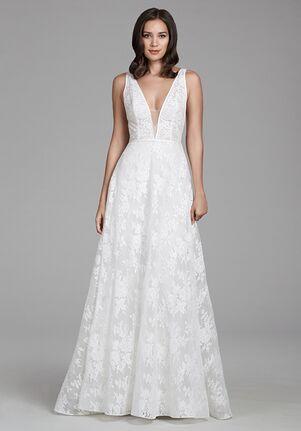 Tara Keely by Lazaro 2802 A-Line Wedding Dress