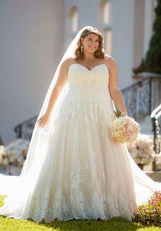 Stella York 6385 Ball Gown Wedding Dress