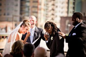 Nontraditional, Personalized Wedding Ceremony