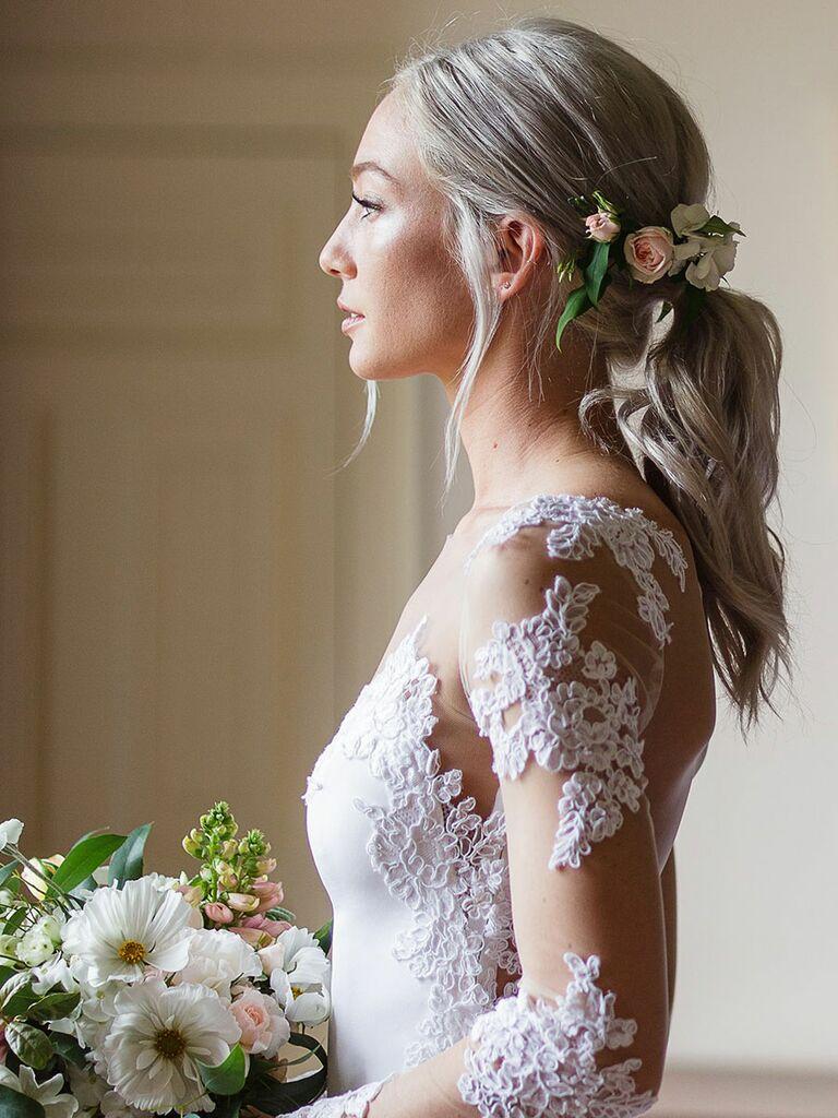 Disney Princess Wedding Hairstyle Ideas