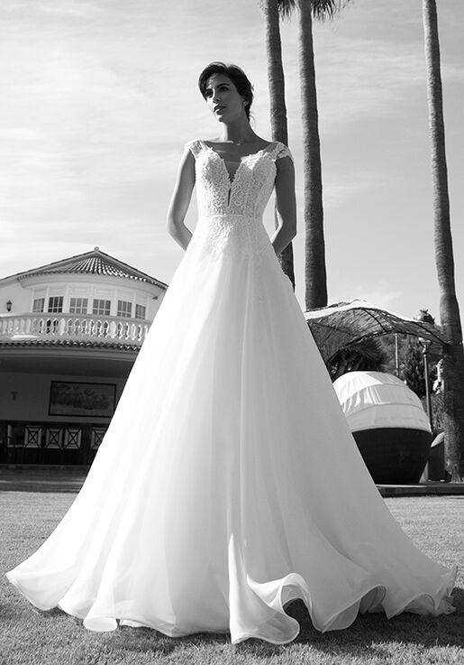 819e7f001483 Alessandra Rinaudo Collection LICIA AR 2018 A-Line Wedding Dress