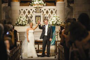 Elegant Chapel Ceremony