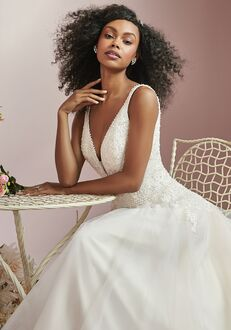 Rebecca Ingram Wynona Ball Gown Wedding Dress