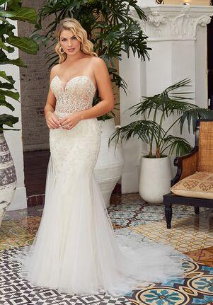 Beloved by Casablanca Bridal BL358 Amanda Mermaid Wedding Dress
