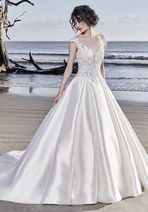 Sottero and Midgley Huntington Ball Gown Wedding Dress