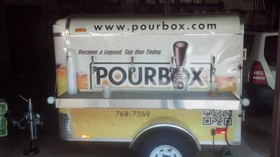 Pourbox Draft Beer Gardens