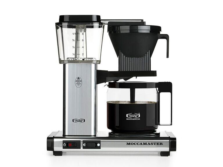 Long-distance dad gifts coffee maker